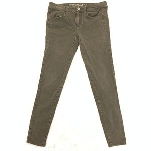 American Eagle Super Stretch 360 Ankle Jeans 6